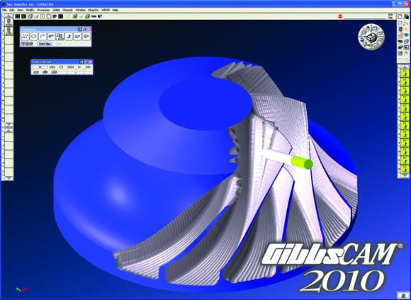 GibbsCAM 2010 v9.5.1 iSO