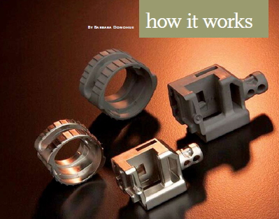 How It Works – Metal Injection Molding | Today's Machining World