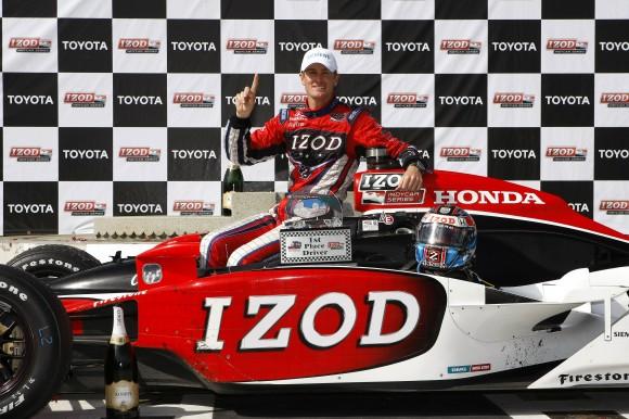 Andretti Autosport Grand Prix Winner