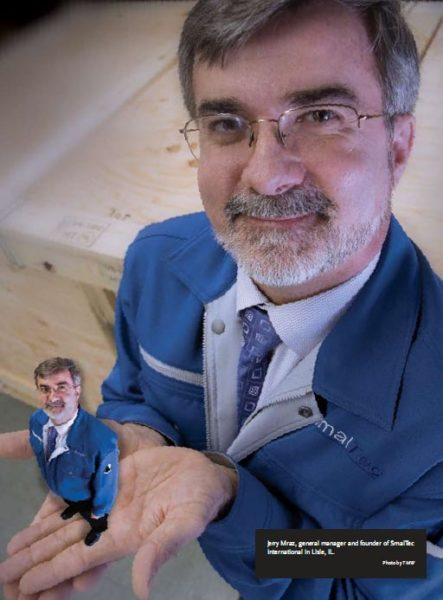 Jerry Mraz - General manager and Founder of SmalTec International