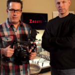 Steve Weiss and Jens Bogehegn, co-founders and owners of Zacuto USA