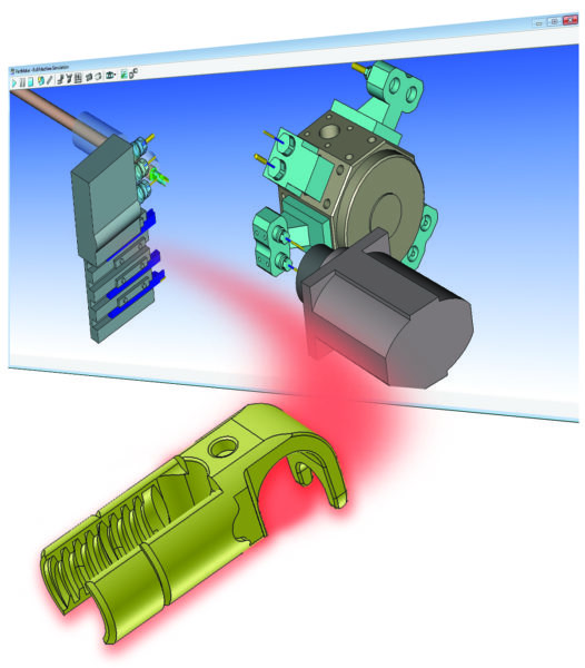 PartMaker Version 2011 will be demonstrated at Eastec 2011