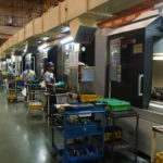 Asian Precision's machining facility in Thailand