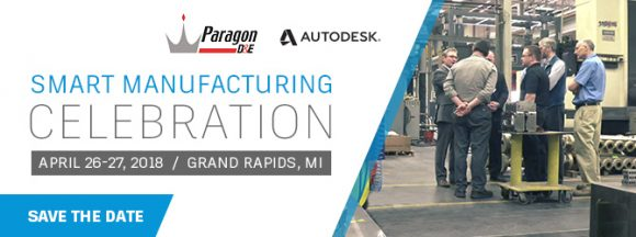 autodesk smart manufacturing event